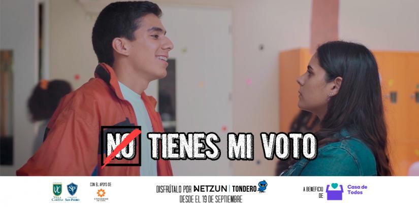 No-tienes-mi-voto-Villa Caritas y San Pedro